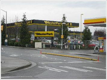 Airport Parking Facilities
