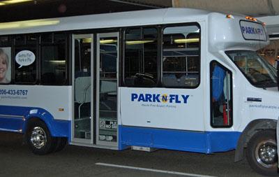 seatac airport parking cheap